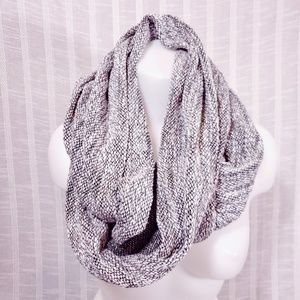 H&M Divided Marled Infinity Scarf